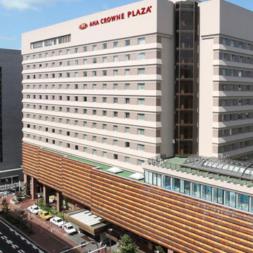 Japan Fukuoka ANA Crowne Plaza