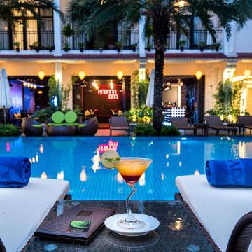 Hotell Fra Vare Vietnam Reiser